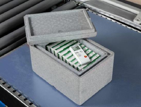 Transport monitoring of pharmaceuticals
